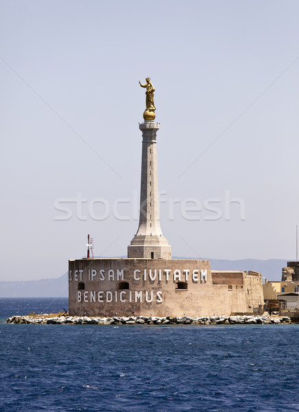 Madonna of Messina Stock photo © searagen