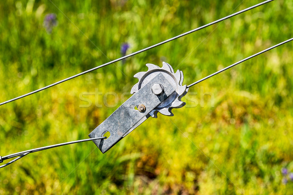 Wire Tension Hardware Stock photo © searagen
