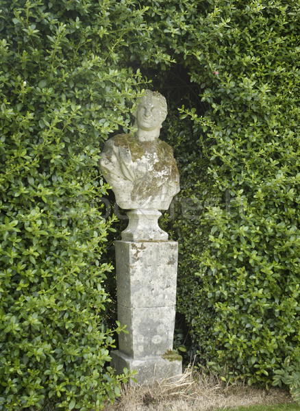 Statue In Garden Stock photo © searagen