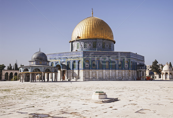 The Dome Of The Rock Stock photo © searagen