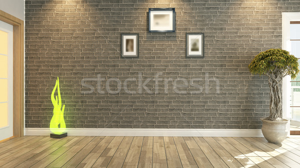 room interior design Stock photo © sedatseven