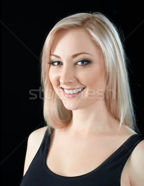 Beautiful Smile Stock photo © seenad