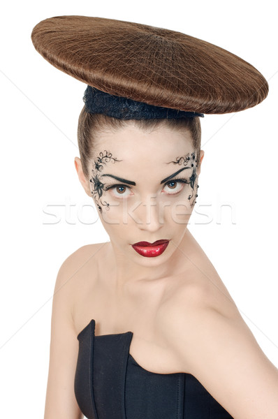 coiffure disc  Stock photo © seenad
