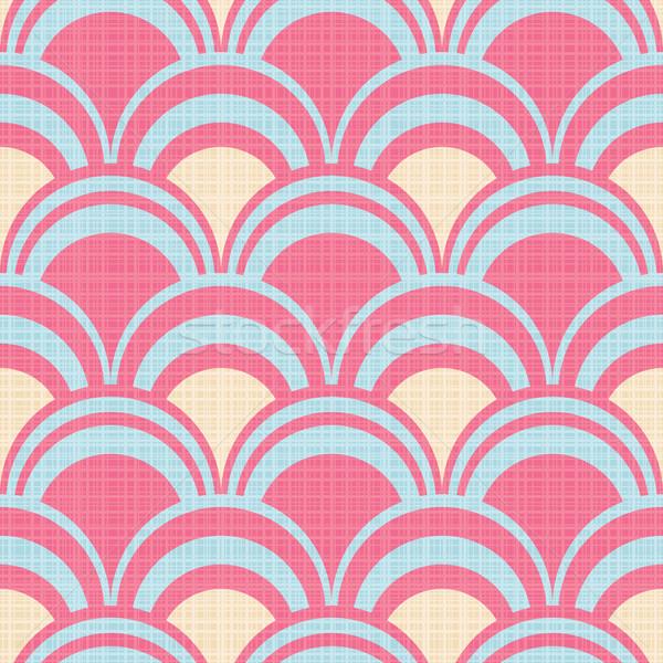 colorful seamless pattern Stock photo © SelenaMay