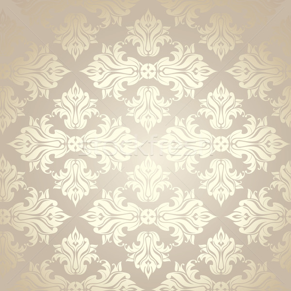 seamless damask wallpaper Stock photo © SelenaMay