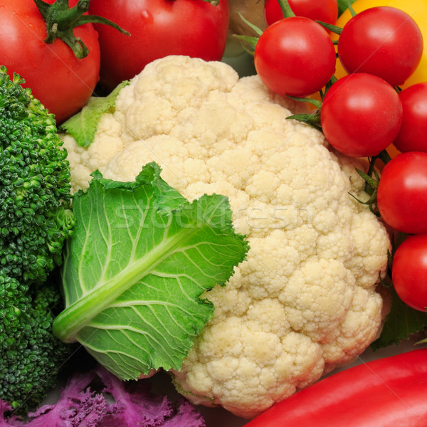 vegetables background   Stock photo © Serg64