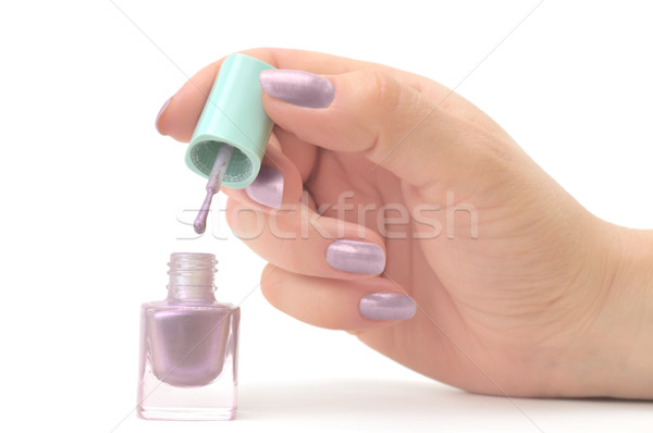 nail polish Stock photo © Serg64