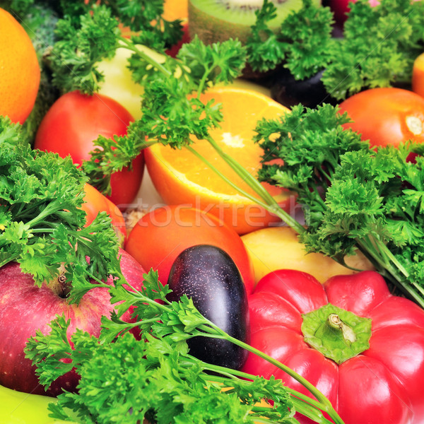 fruits and vegetables Stock photo © Serg64