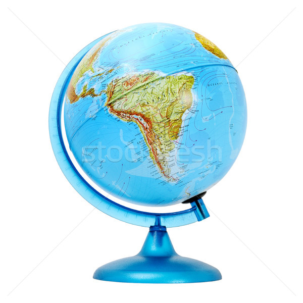 terrestrial global Stock photo © serg64