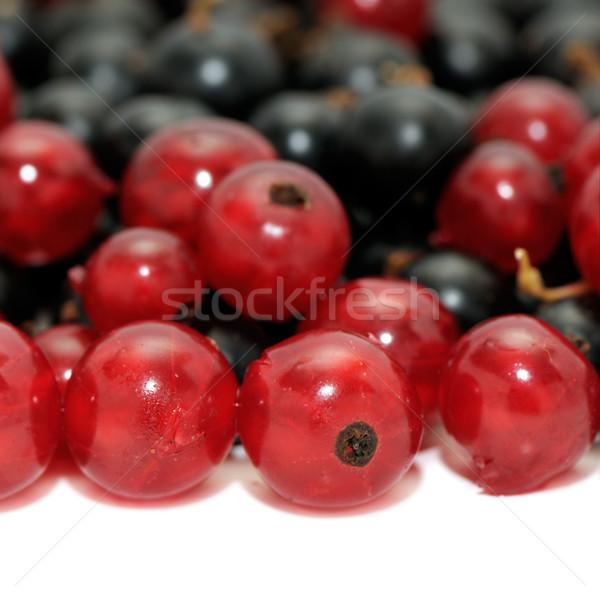 смородина красный черный осень рынке белый Сток-фото © Serg64
