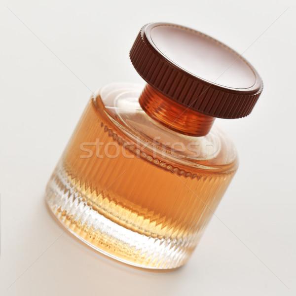 Perfume moda vidro beleza homens dom Foto stock © Serg64