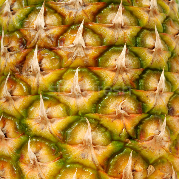 Peel pineapple Stock photo © Serg64