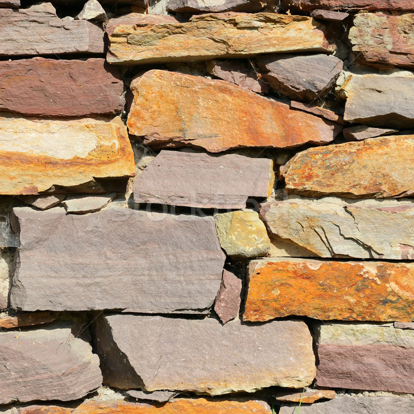 stone wall background Stock photo © Serg64