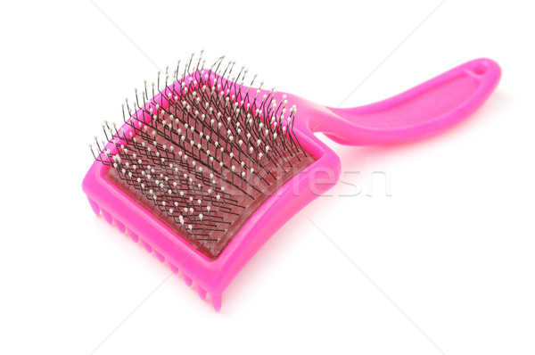 Stock photo: Comb for the animals