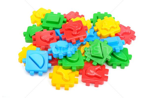 Stock photo: Toys for children