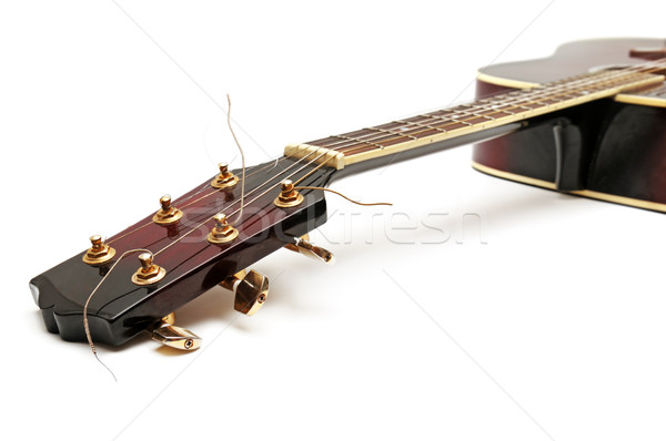 guitar Stock photo © Serg64
