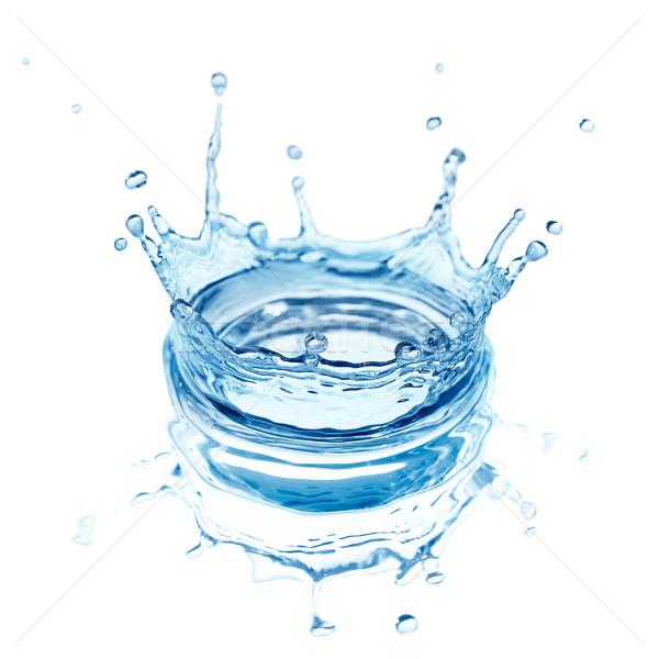 splash water Stock photo © Serg64