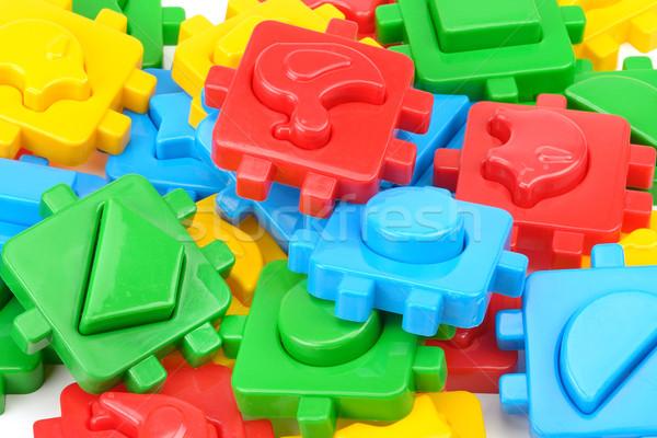 Toys for children Stock photo © Serg64