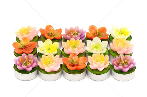 candles Stock photo © Serg64