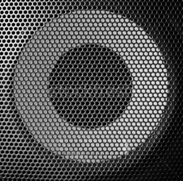 loudspeaker Stock photo © Serg64