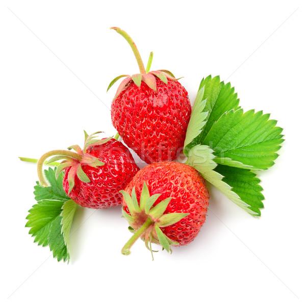 strawberry Stock photo © Serg64