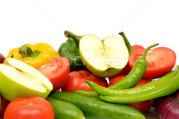 vegetables Stock photo © Serg64