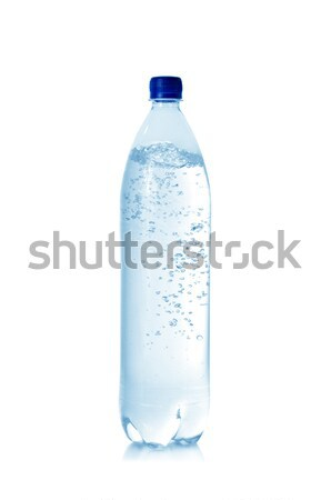 Stock photo: mineral water