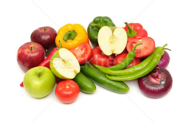vegetables Stock photo © Serg64