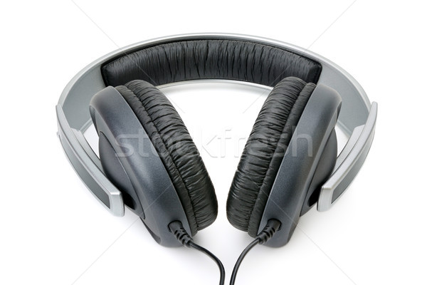 Headphones isolated on white Stock photo © serg64