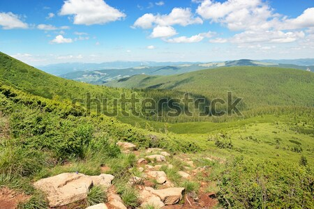 mountains  Stock photo © serg64