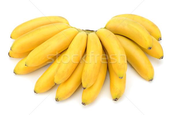 бананы изолированный белый лет плодов банан Сток-фото © serg64