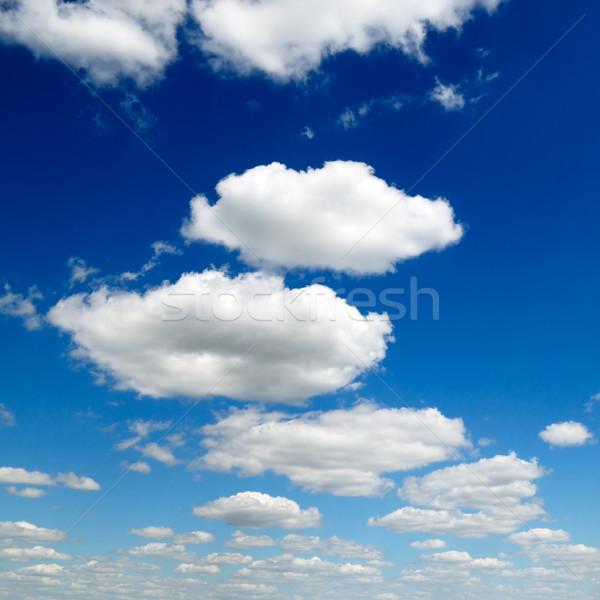 white clouds Stock photo © Serg64