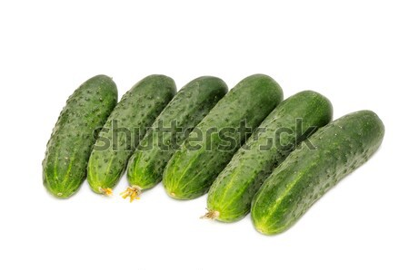 cucumbers Stock photo © Serg64
