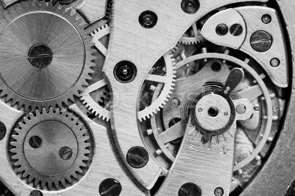 Clockwork Stock photo © Serg64