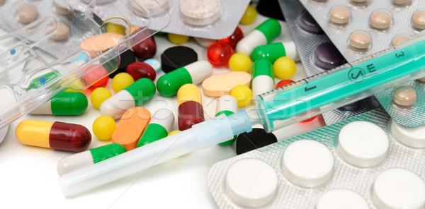 medication Stock photo © Serg64