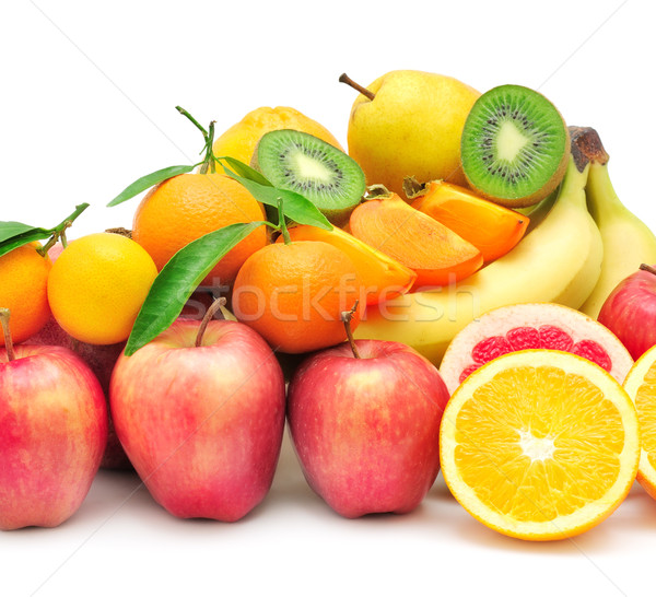collection fruit Stock photo © Serg64