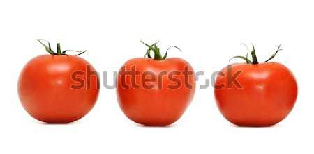 red tomatoes Stock photo © Serg64