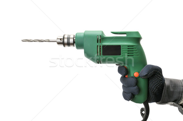 electrical drill Stock photo © Serg64