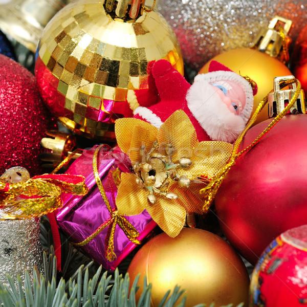 Christmas decoration Stock photo © serg64