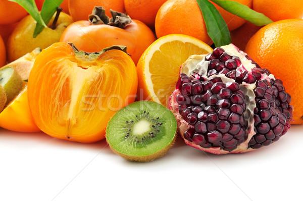 collection fruits  Stock photo © serg64