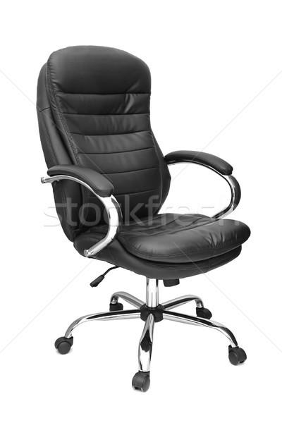 office chair Stock photo © serg64