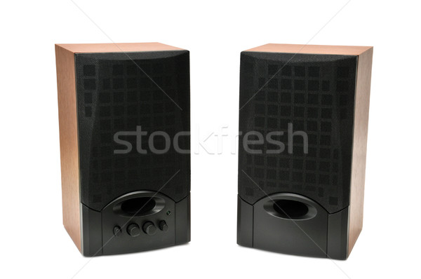 acoustic systems Stock photo © Serg64