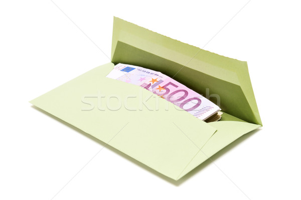 money in envelope Stock photo © Serg64