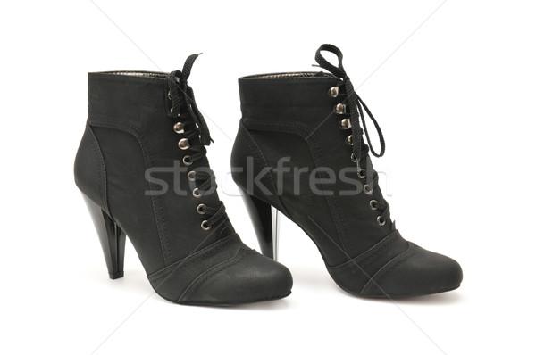 Female boot Stock photo © Serg64
