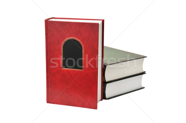 books Stock photo © Serg64