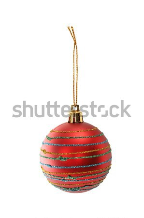 Christmas-tree decorations Stock photo © Serg64