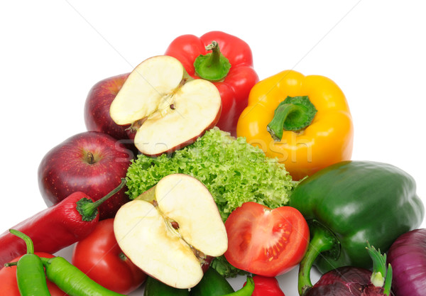 fruits and vegetable Stock photo © Serg64