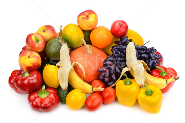 fruit and vegetable Stock photo © serg64