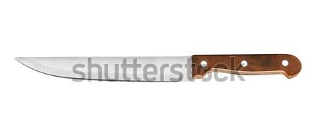kitchen-knife Stock photo © Serg64