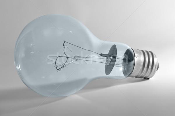 Stok fotoğraf: Elektrik · ampul · iş · ışık · ev · teknoloji